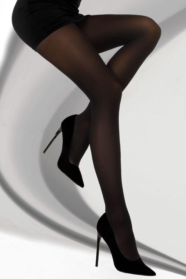Sukkahousut 60 DEN mustat