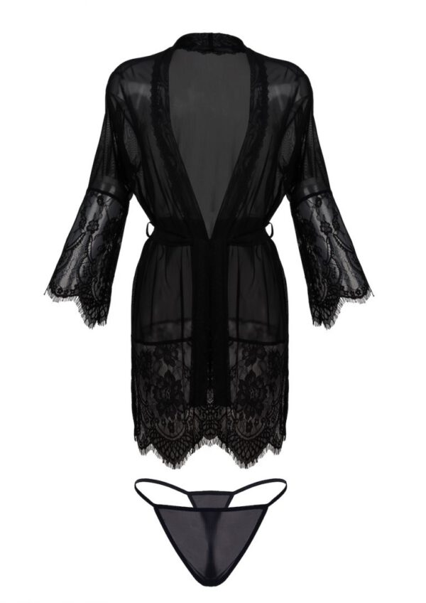 Musta kimono Toplady