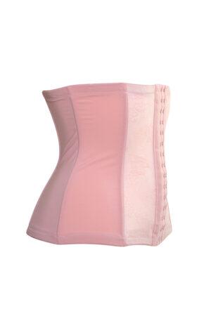 Vaaleanpunainen korsetti Toplady