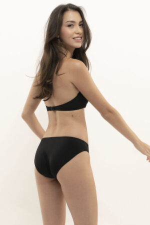mustat bikinihousut Toplady