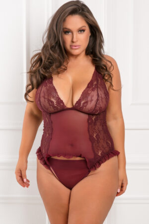 Pitsinen body Plus size Toplady